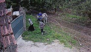 Bursa'da hırsızlar kazanları böyle çaldılar - Bursa Haberleri