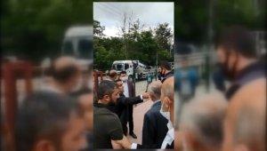 Bursa'da kaçak bina yıkımda zabıta memuruna yumruklu saldırı - Bursa Haberleri