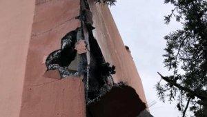 Bursa'da villaya yıldırım düştü - Bursa Haberleri