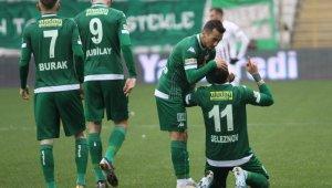 Bursaspor'da Seleznov kadroda yine yok - Bursa Haberleri