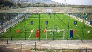 Büyükşehir'den üniversiteye yeni 'futbol sahası' müjdesi