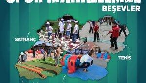 Büyükşehir'le spor her yerde - Bursa Haberleri