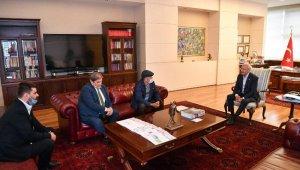 Çubuklu şehit babasından Kılıçdaroğlu'na ziyaret