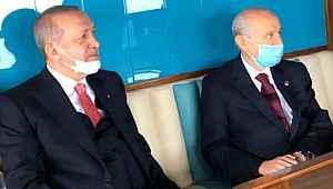 Cumhurbaşkanı Erdoğan-Bahçeli görüşmesi başladı... Masada 5 önemli başlık var