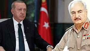 Cumhurbaşkanı Erdoğan, Libya'da Hafter'i bekleyen sonu açıkladı