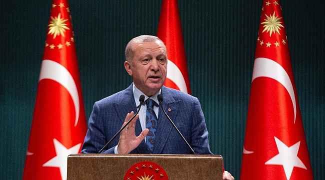 Cumhurbaşkanı Erdoğan'dan, günlerdir tartışılan çoklu baro açıklaması