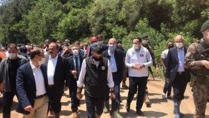 Cumhurbaşkanı Erdoğan'dan yakınlarını kaybedenlere taziye telefonu - Bursa Haberleri