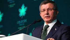 Davutoğlu, hükümetin ekonomi politikalarını eleştirdi