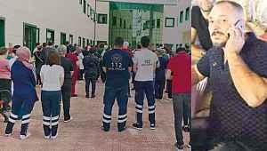 Devlet Hastanesi'ni yıkan ölüm... Çocukları için ek iş yapıyordu