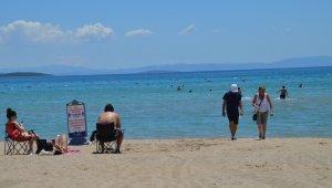 Didim'de denize sezonu kurallarla açıldı