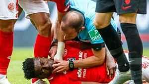 Dili boğazına kaçan futbolcuyu hayata döndüren hakem yaşananları anlattı