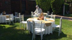 Düğün salonları yeni normale hazır