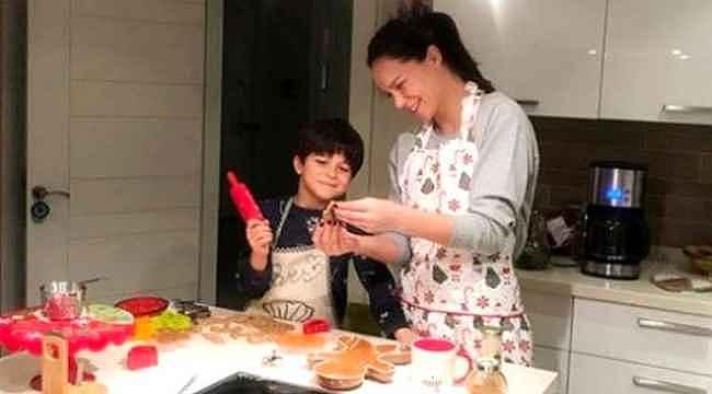 Ebru Şallı, vefat eden 9 yaşındaki oğluyla çekilen fotoğrafını paylaştı