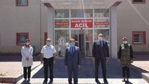 Emel Mehmet Tarman Kadın Doğum ve Çocuk Hastanesi hasta kabulüne başladı