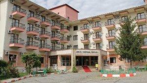 Emet Termal Otel olağanüstü önlemlerle hizmete başladı