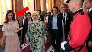 Emine Erdoğan, Devlet Başkanı'nın eşinin gelen yardım talebine anında karşılık verdi