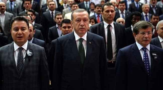 Erdoğan, Babacan ve Davutoğlu'nun kurduğu partiler için kurmaylarına talimat verdi