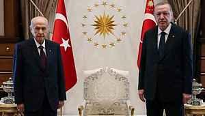 Erdoğan-Bahçeli görüşmesinin detayları belli oldu... İşte iki liderin müzakere ettiği 8 konu