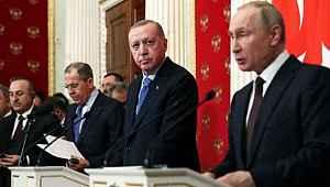 Erdoğan'dan Putin'e çok net Hafter uyarısı: