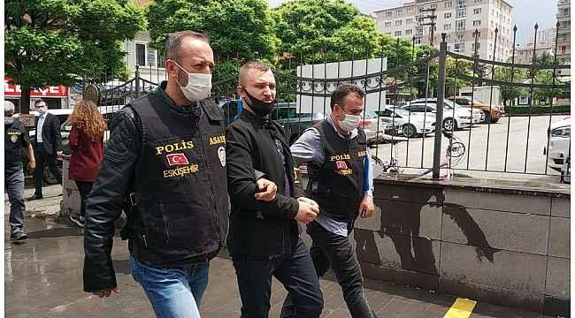 Eskişehir'de silahlı kavga: 1 yaralı