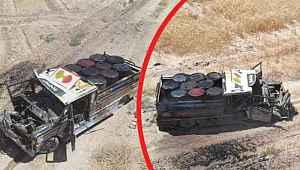 Facia engellendi... Terör örgütü PKK/YPG'nin alçak planı tutmadı