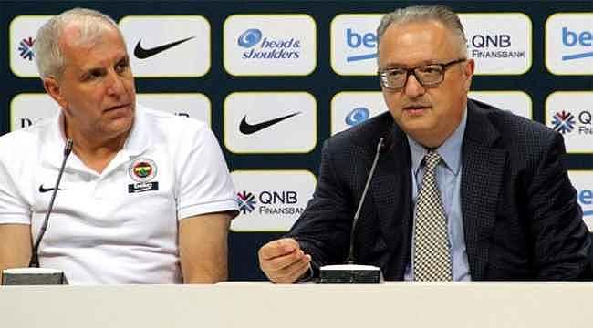 Fenerbahçe Beko, genel menajer Gherardini ile sözleşme yeniledi