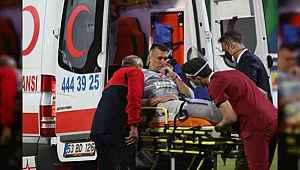 Galatasaray Doktoru Yener İnce: