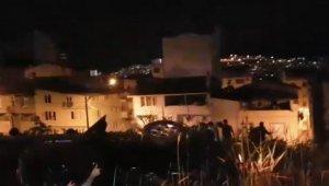 Gemlik'te kaza yapan araç takla atarak zeytinlik tarlasına uçtu: 3 yaralı - Bursa Haberleri