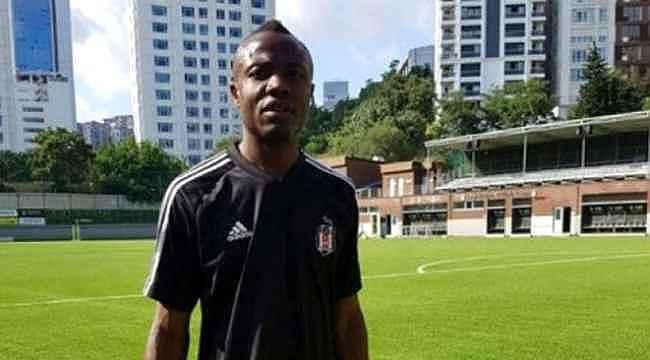 Genç oyuncu transferine yönelen Beşiktaş, Gabonlu oyuncuyu denemeye aldı