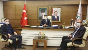Giresun Mezbahane Yapım Projesi için protokol imzalandı
