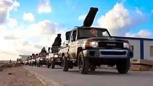 Hafter'e bağlı güçler, Sirte'ye binlerce paralı asker gönderdi