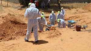 Hafter vahşeti: Terhune'de 4 toplu mezar bulundu