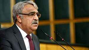 HDP Eş Genel Başkanı Sancar,