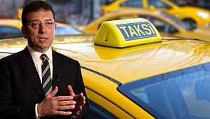 İBB 5 bin yeni taksi projesi için ilk adımı atıyor... Proje UKOME'ye sunulacak