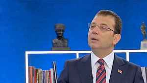 İmamoğlu, Yunanlılara verdiği 'Ayasofya' cevabını savundu