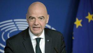 """Infantino: """"Taraftarları statlara geri getirmek için sabırlı olmalıyız"""""""