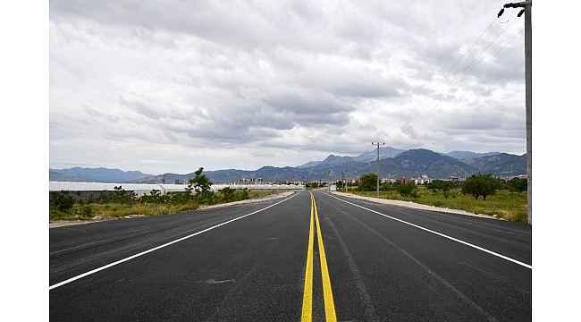 Isparta'da sürücüler daha konforlu ulaşım imkanına kavuştu