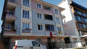 İstanbul'da 15 aylık bebek 3'üncü kattan düştü