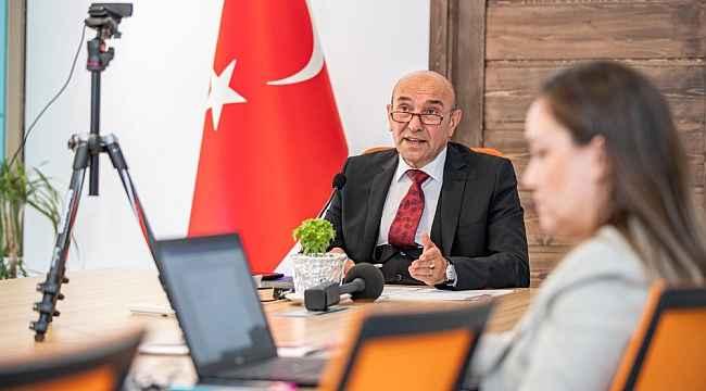 """İzmir Büyükşehir Belediye Başkanı Soyer: """"İzmir turizminin anayasasını yazdık"""""""