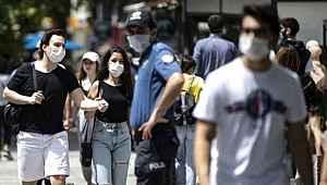 İzmir genelinde maske takmak artık zorunlu oldu