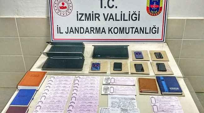 İzmir'de tefecilere operasyon