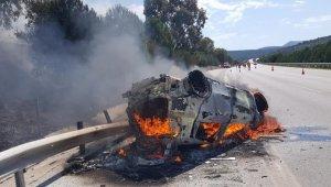 İzmir'deki feci kazada hayatını kaybedenler baba-kız çıktı