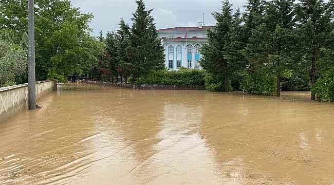 İznik sular altında - Bursa Haberleri