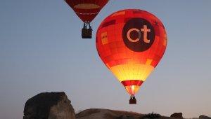 Kapadokya'da sıcak hava balon turları 1 Ekim'e kadar ertelendi