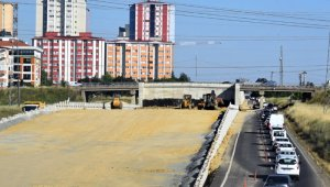 Karayolları Çorlu'da Emlak Konut 2. Köprünün yıkımına başlıyor