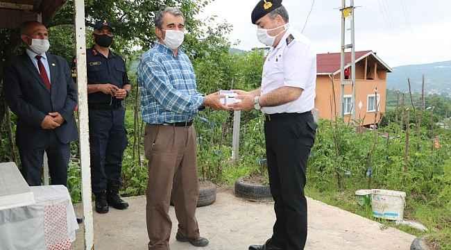 Kastamonu'da 5 yılda kaybolan 218 şahıs bulunarak ailesine teslim edildi