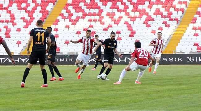 Kayserispor ilk kez 16. sırada