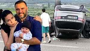 Kazada oğlunun hayatını kurtaran bakıcısının fotoğrafını paylaşıp teşekkür etti