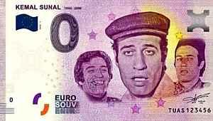 Kemal Sunal'ın 20. ölüm yıl dönümü için hatıra para basıldı