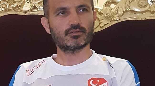 """Kılıçaslan Yıldızspor Teknik Direktörü İsmail Yıldız: """"Alınan karara saygılıyız"""""""